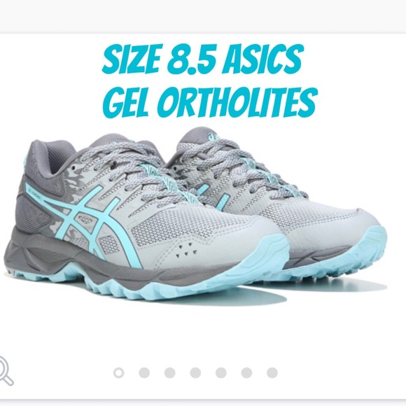 the latest 41675 33fc0 Asics Shoes - Womens ASICS Size 8.5 Wide Gel Running Shoes